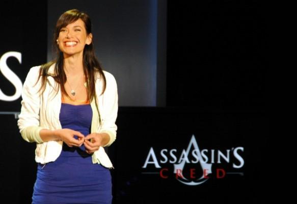 Jade Raymond, co-criadora de Assassin's Creed