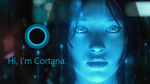 Cortana está disponível na maioria dos PCs com Windows 10