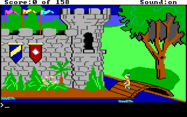 King's Quest I - 1983