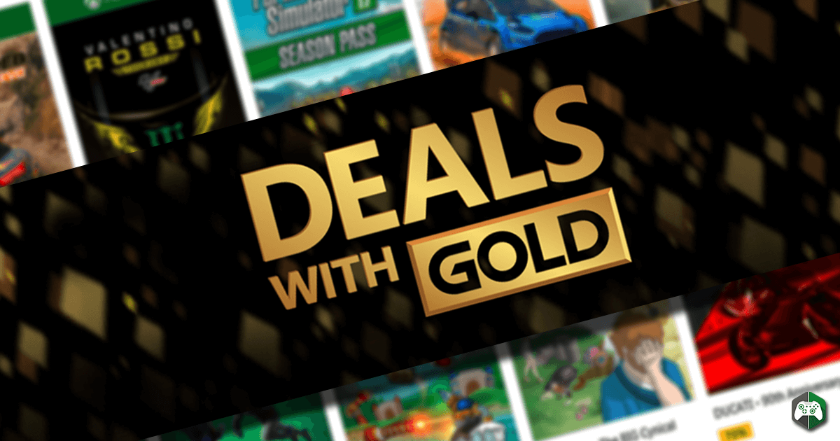 Confira as Deals With Gold da semana!