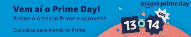 Vem aí o Prime Day - Milhares de ofertas com frete grátis
