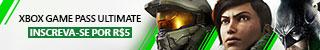 Xbox Game Pass Ultimate: Inscreva-se por R$5
